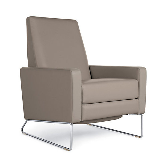 Next, The Flight Recliner From DWR Is Just Perfection For Any Contemporary  Space. The Great Open And Airy Feel Of The Chair, Set Up On A Stainless  Steel ...